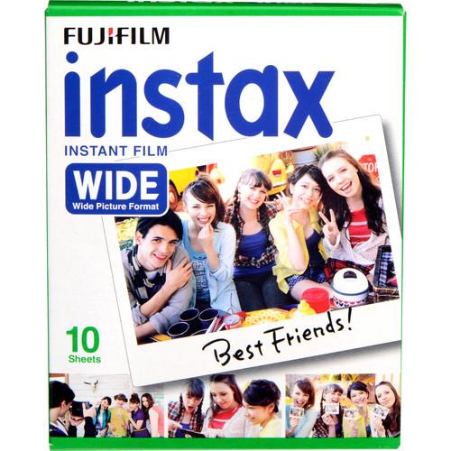 Fujifilm instax Wide Instant Film (10 Exposures) 16385983
