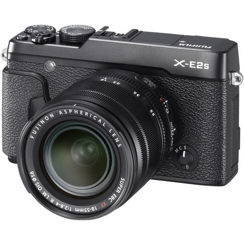 Fujifilm X-E2S Mirrorless Digital Camera with 18-55mm 16499239