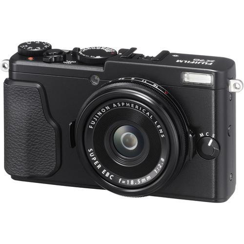 Fujifilm  X70 Digital Camera (Black) 16499150