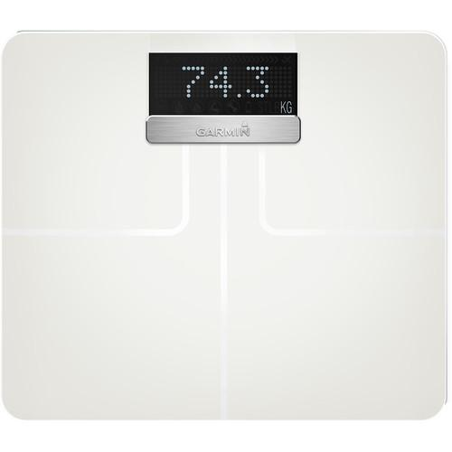 Garmin Index Wi-Fi Smart Scale (White) 010-01591-01