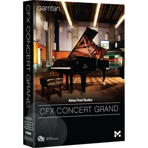 GARRITAN Abbey Road CFX Concert Grand - Virtual GG-ABBYCG-H