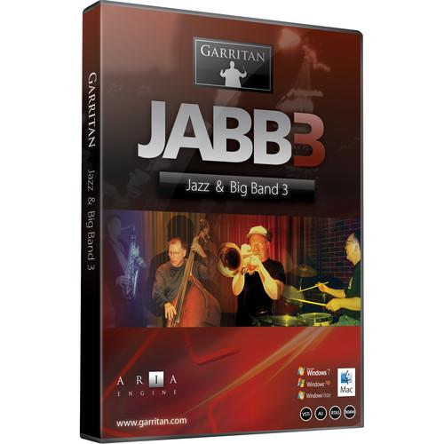 GARRITAN Jazz and Big Band 3 - Virtual Instrument 13-GPOJ3DCO
