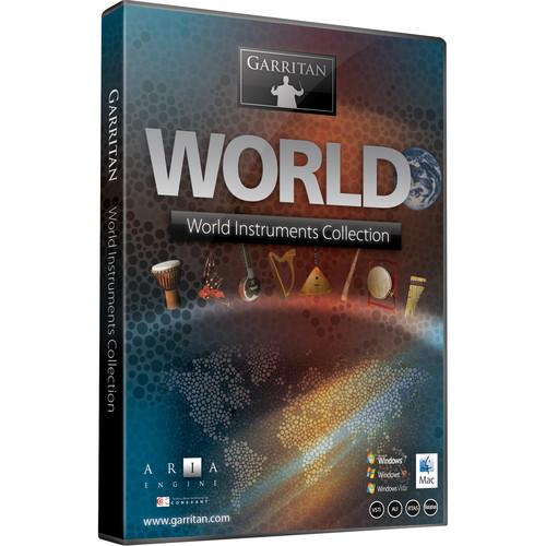 GARRITAN World Instruments - Virtual Instrument 13-GPOWDCO