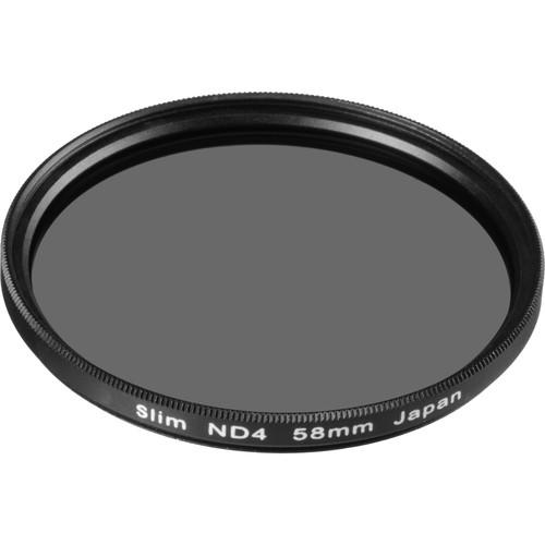 General Brand 58mm Solid Neutral Density 0.6 Filter ND458