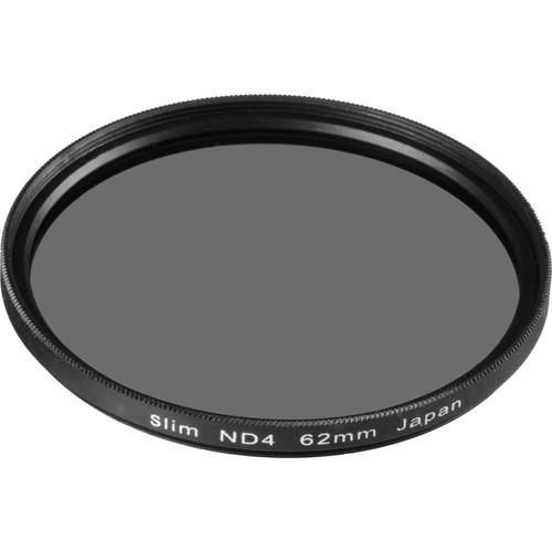 General Brand 62mm Solid Neutral Density 0.6 Filter ND462