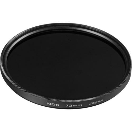 General Brand 72mm Solid Neutral Density 0.9 Filter ND872