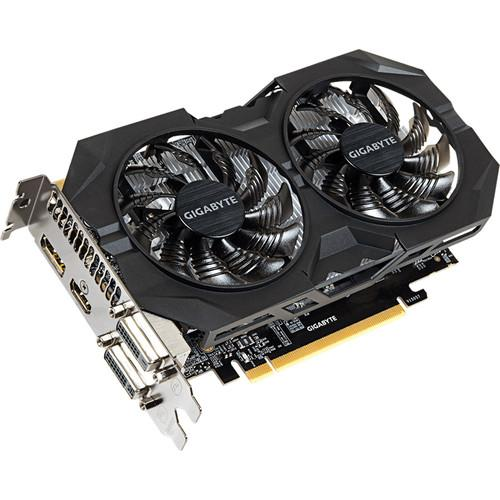 Gigabyte GeForce GTX 950 WINDFORCE 2X Graphics GV-N950WF2OC-2GD