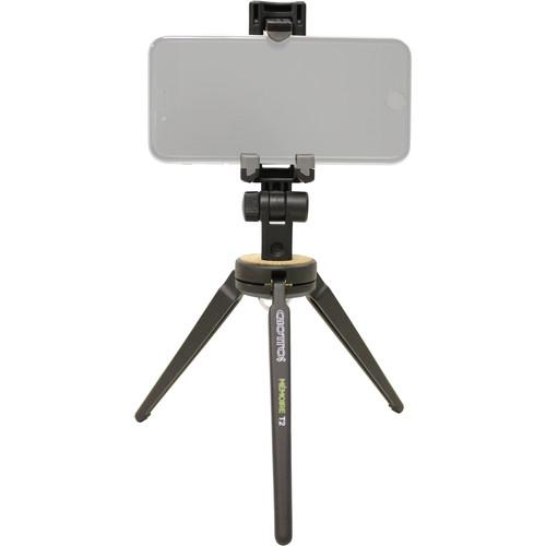 Giottos Memoire T2 Mini Tripod with Smartphone Mount MMT2