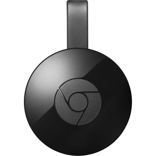 Google Chromecast (Black, 2nd Generation) GA3A00093-A14-Z01