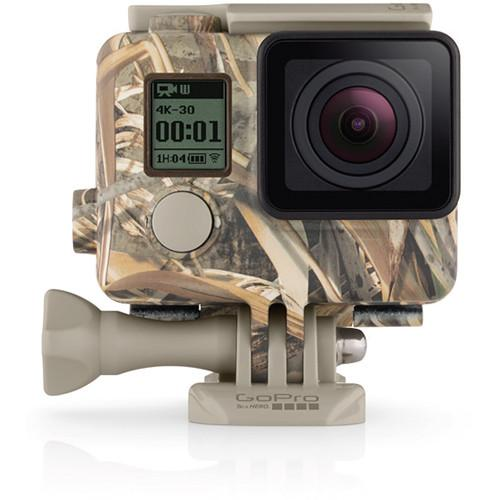 GoPro Camo Housing   QuickClip (Realtree MAX-5) AHCSH-002