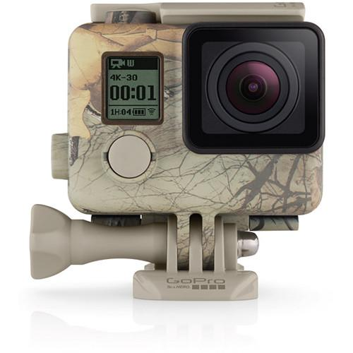GoPro Camo Housing   QuickClip (Realtree Xtra) AHCSH-001