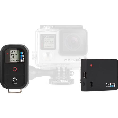 GoPro GoPro Remote 1.0 and Battery BacPac Bundle ARBPB-101