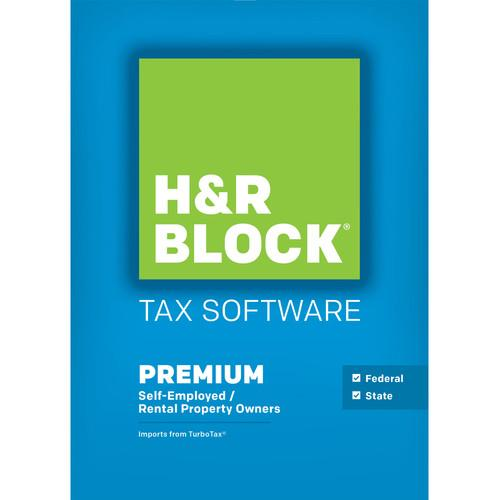 H&R Block 15 Premium (Download, Windows) 1516800-15
