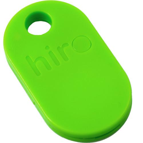 Hiro  Bluetooth Tracking Device (Green) HIROGRN