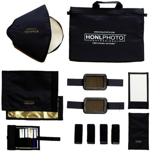 Honl Photo 16-Piece Master Small Flash Lighting Kit HONL-MASTER