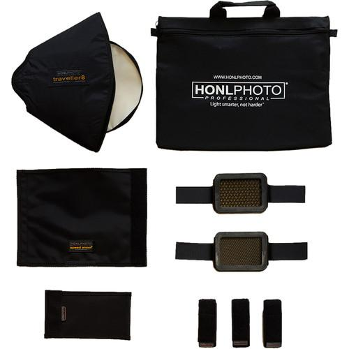 Honl Photo 9-Piece Advanced Lighting Kit HONL-ADV