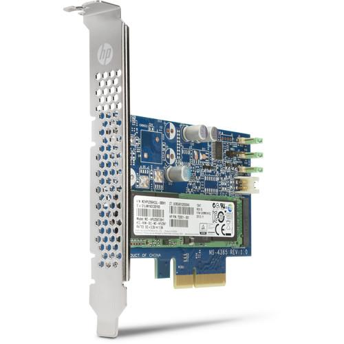 HP 256GB Z Turbo Drive G1 M.2 PCIe Internal SSD N8T11AT