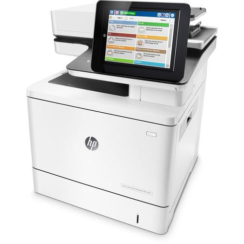 HP Color LaserJet Enterprise M577dn All-in-One Laser B5L46A#BGJ