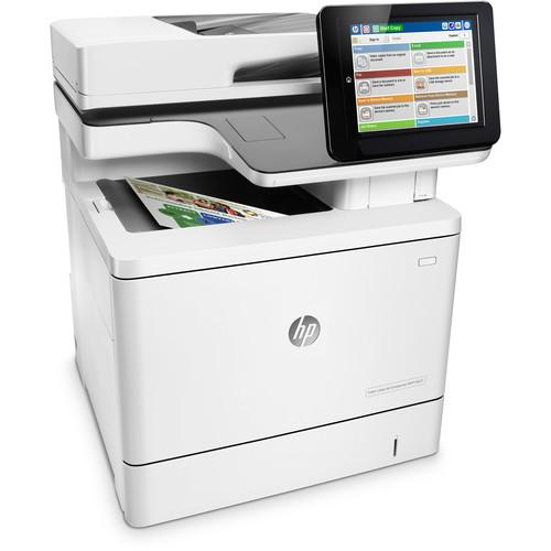 HP Color LaserJet Enterprise M577f All-in-One Laser B5L47A#BGJ