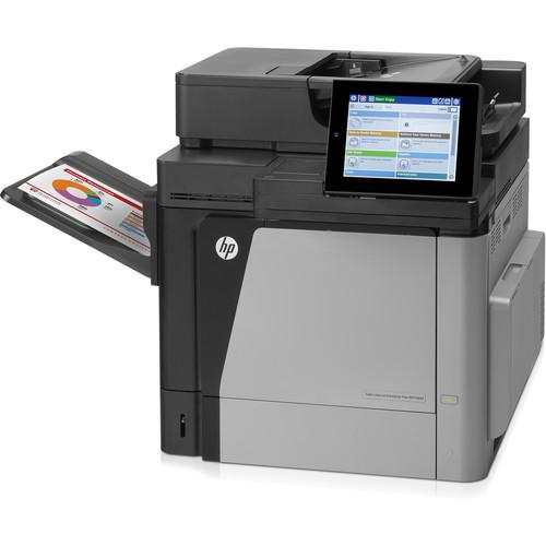 HP Color LaserJet Enterprise M680dn All-in-One Laser CZ248A#BGJ