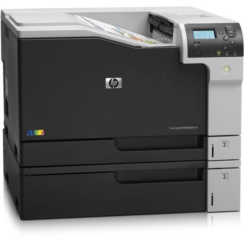 HP Color LaserJet Enterprise M750dn Laser Printer D3L09A#BGJ