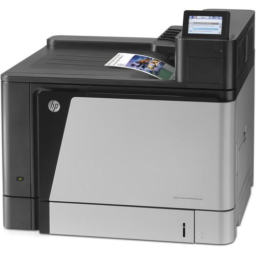 HP Color LaserJet Enterprise M855dn Laser Printer A2W77A#BGJ