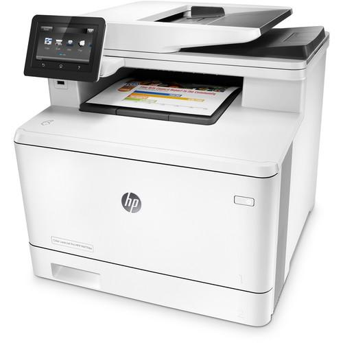 HP Color LaserJet Pro M477fdw All-in-One Laser Printer CF379A