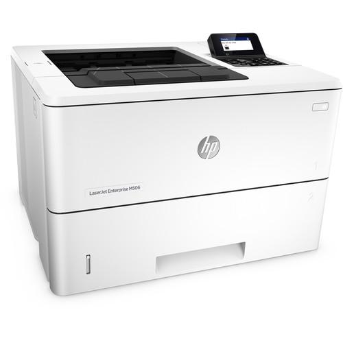 HP LaserJet Enterprise M506dn Monochrome Laser Printer F2A69A