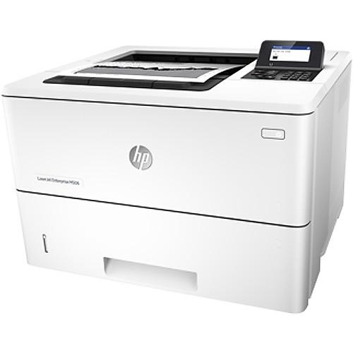 HP LaserJet Enterprise M506n Monochrome Laser Printer F2A68A