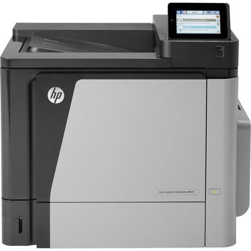 HP LaserJet Enterprise M651dn Color Laser Printer CZ256A