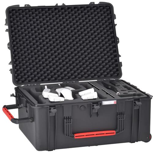 HPRC INS2780W-01 Wheeled Hard Case with Foam HPRC2780WINS
