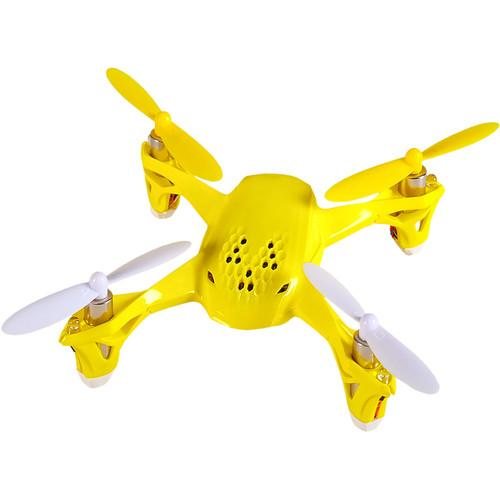 HUBSAN  H108 SPYDER Quadcopter (Yellow) HUH108YW