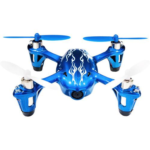 HUBSAN X4 H107C-HD Quadcopter with 720p Video H107C (BL - HD)