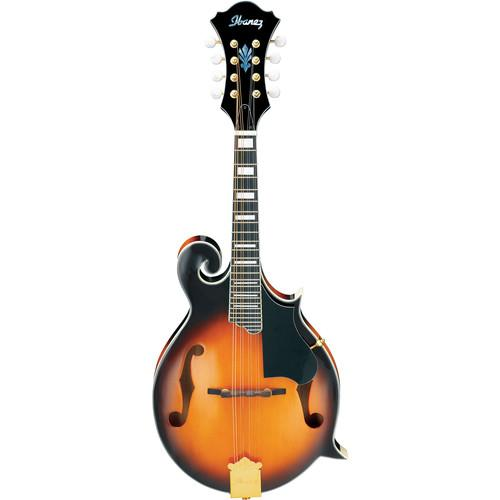 Ibanez M522S F-Style Mandolin (Brown Sunburst) M522SBS