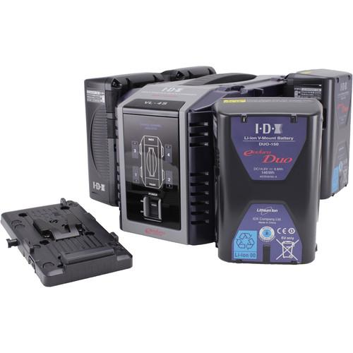 IDX System Technology Endura DUO-150 Power Kit D1544VM