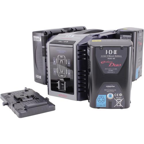 IDX System Technology Endura DUO-95 Power Kit D9544VM