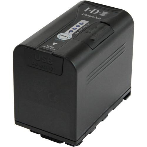 IDX System Technology SL-VBD64 7.2V Li-Ion Battery SL-VBD64