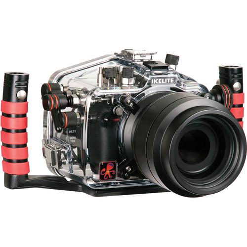 Ikelite Underwater Housing with TTL Circuitry and Nikon D7200