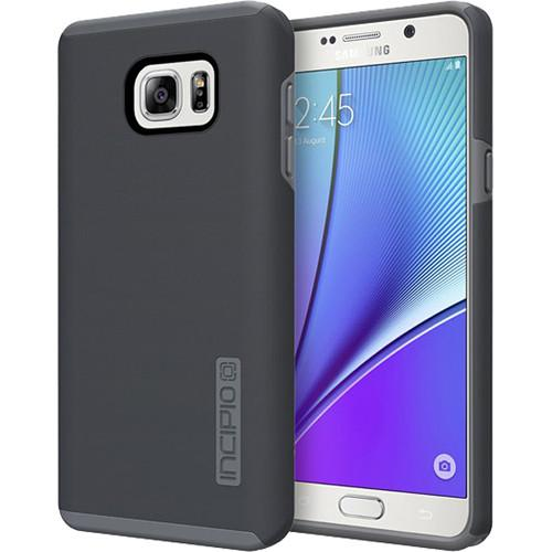 Incipio DualPro Case for Galaxy Note 5 SA-694-GRY