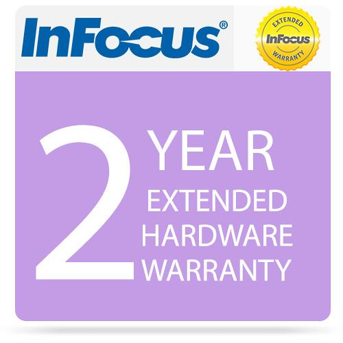 InFocus 2-Year Extended Hardware Warranty EPWHW40JT2
