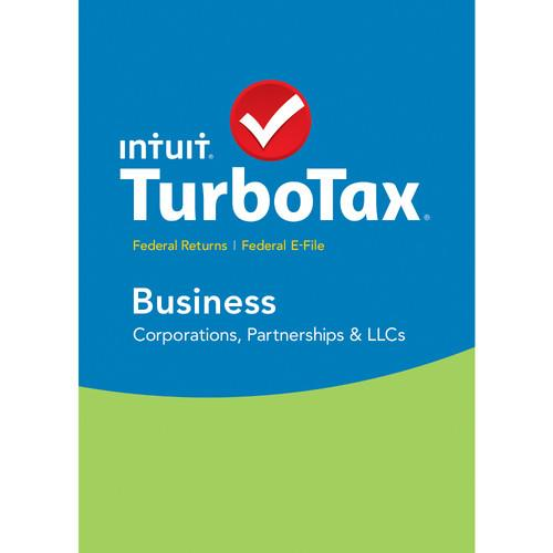 Intuit TurboTax Business Federal   E-File 2015 426937