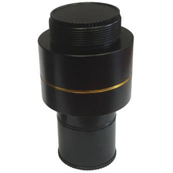 iOptron 0.5X Fixed Lens Adaptor for Microscope TT-FMA050