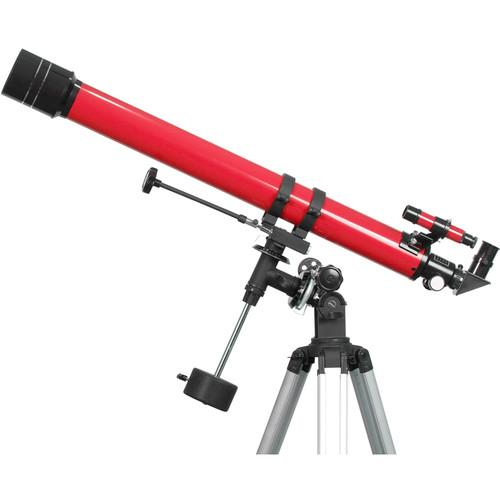iOptron 900x70mm f/12.8 Refractor Telescope with EQ-2 6001
