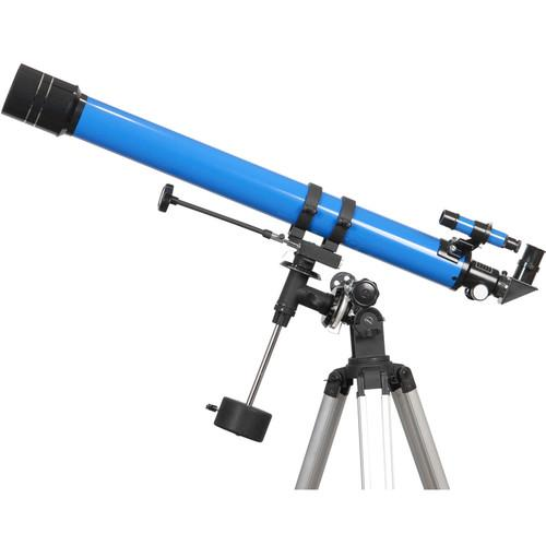 iOptron 900x70mm f/12.8 Refractor Telescope with EQ-2 6002
