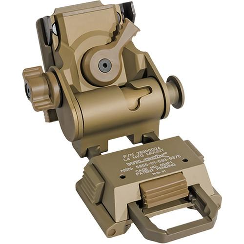 IR DEFENSE Wilcox G24 Helmet Mount for IR Patrol IRDMNT-9981