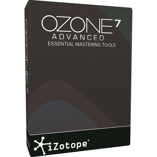 iZotope Ozone 7 Advanced - Mastering Software OZONE 7 ADVANCED