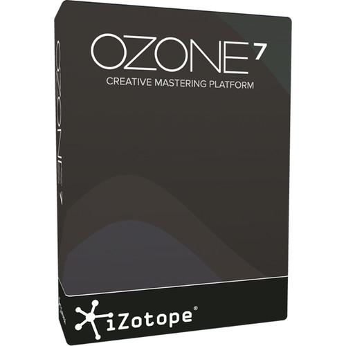 iZotope Ozone 7 - Mastering Software (Download) OZONE 7