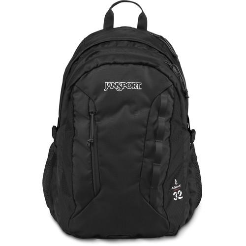 JanSport  Agave 32L Backpack (Black) JS00T14F008