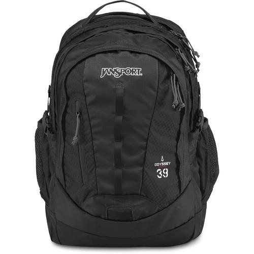 JanSport  Odyssey Backpack (Black) JS00T14G008