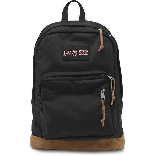 JanSport Right Pack 31L Backpack (Black) JS00TYP7008